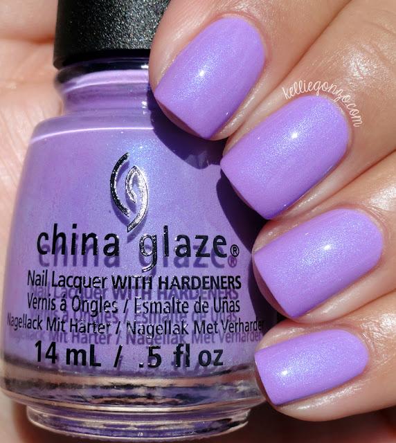 China Glaze Let's Jam