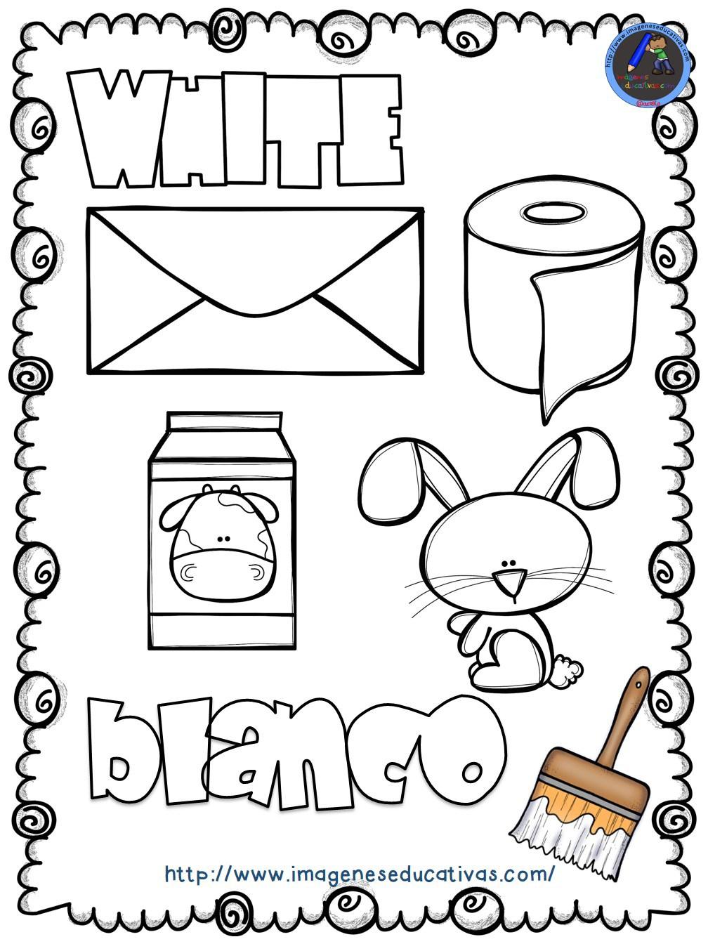 Dorable Mi Libro De Colores Imprimible Ornamento - Dibujos Para ...