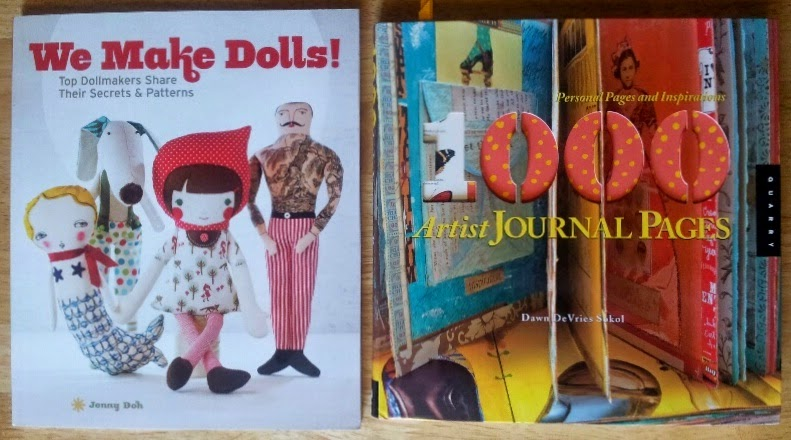 Whoopidooings: The books that Father Christmas brought me :)