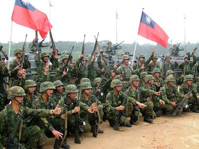 Ditadura comunista da China expressa indignação com plano de venda de U$1,42 bi em armas dos EUA para Taiwan