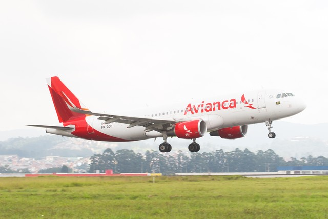 Avianca anuncia encerramento de rota aérea entre Natal e Rio de Janeiro