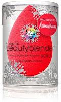red beauty blender