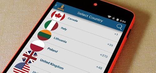 قائمة بالمواقع والتطبيقات التي تقدم الحصول على رقم هاتف امريكي