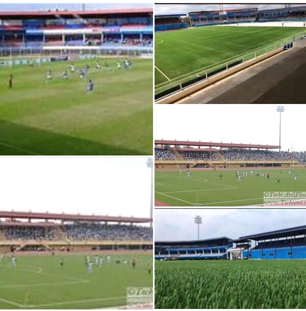 Enyimba Stadium: Another Legacy by @GovernorIkpeazu