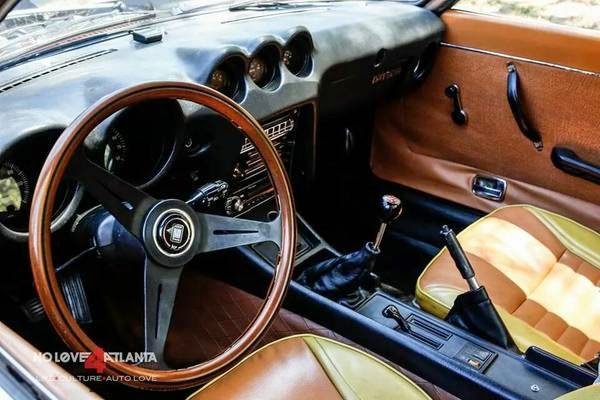 Daily Turismo: 10k: Axis And Allies: 1971 Datsun 240Z with