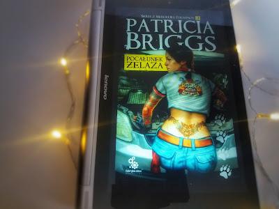Patricia Briggs - Pocałunek żelaza