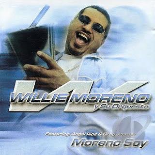 MORENO SOY - WILLIE MORENO (2003)