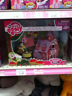 Friendship is Magic Collection Barn found at TRU