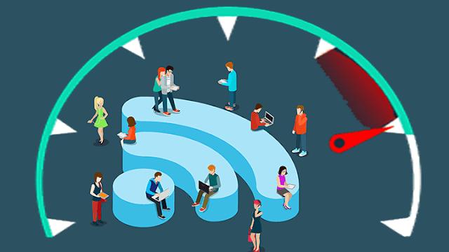 اندرويد 8.1 يتيح لك معرفة سرعة الواي فاي قبل استخدامه