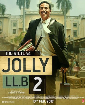 Jolly LL.B 2 (2017) Worldfree4u - Hindi Movie Official Trailer 720p HD
