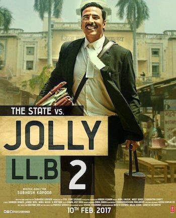 Jolly LL.B 2 2017 Official Trailer
