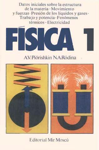 Física 1 – A. V. Piórishkin