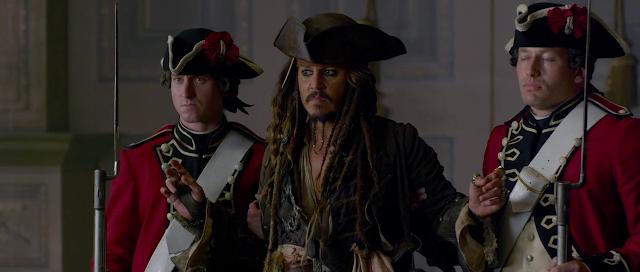 Pirates of the Caribbean 4 (2011) Dual Audio [Hindi-DD5.1] 720p BluRay ESubs Download