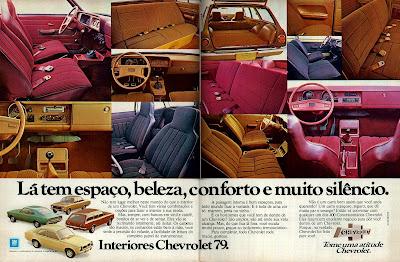 propaganda Chevrolet - GM - 1978
