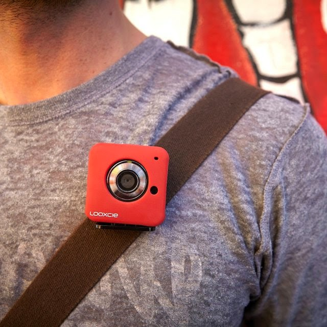 Must Have iPhone Photography Gadgets - Looxcie 3 Lifestreaming HD Video Camera