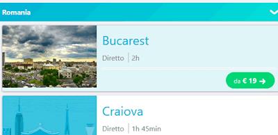 Offerta Bucarest