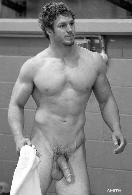 Naked Male Athletes