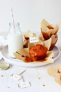 Appel-yoghurtmuffins met havermout