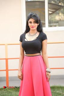 Telugu Actress Harini Stills at Dhyavudaa Movie Teaser Launch  0155.JPG