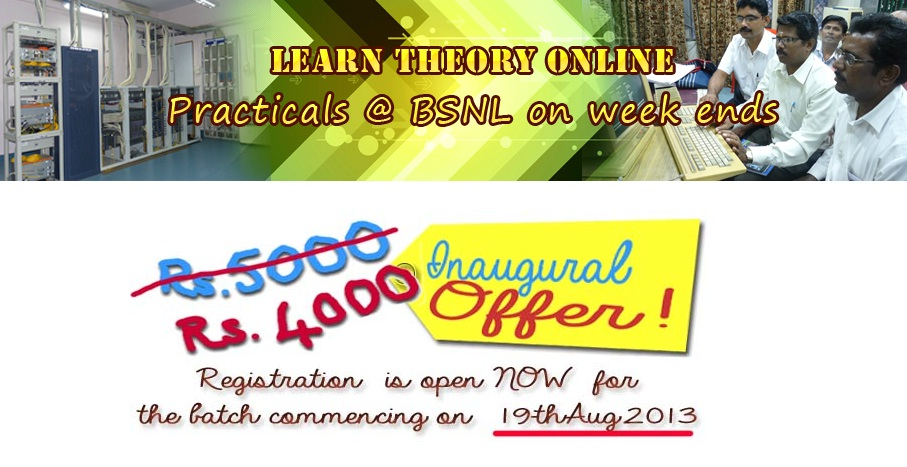 Online Training: Bsnl Online Training