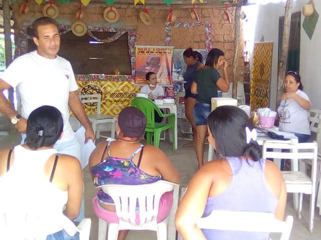 Ações da Secretaria de Saúde são realizadas mensalmente na Portelinha