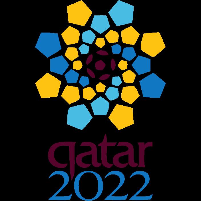 Logo Piala Dunia FIFA Tahun 2022 Qatar