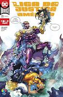 DC Renascimento: Liga da Justiça da América #20