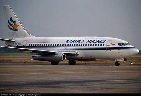 Cara Menghubungi Kartika Airlines Maskapai Penerbangan