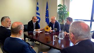 σύγχρονος σχεδιασμός και συνεργασία τα «όπλα» της Περιφέρειας Δυτικής Ελλάδας για προσέλκυση τουριστών