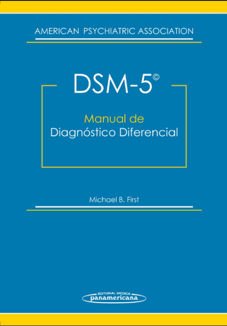 manual diagnostico psiquiatrico