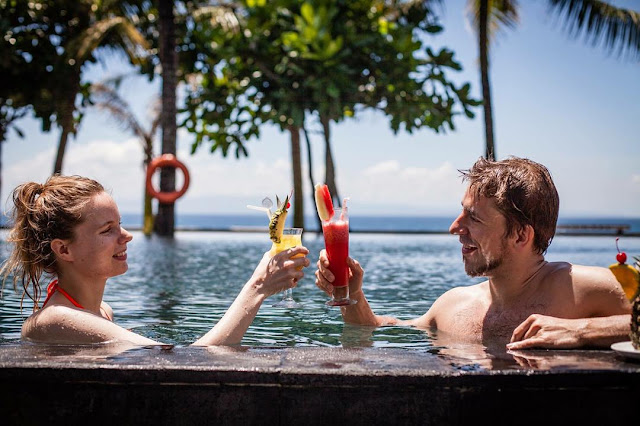 Candidasa Objek Wisata Menarik Di Bali Timur