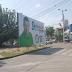 ¡El colmo! Senador Gnecco instaló vaya que bloqueaba un paso peatonal en Valledupar