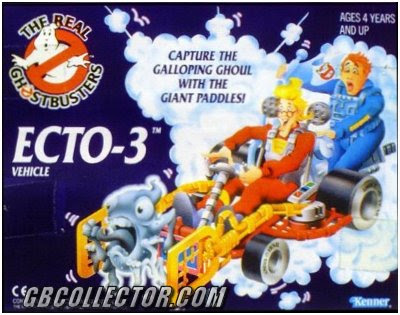 The REAL Ghostbusters Kenner Ecto-3 Vehicle