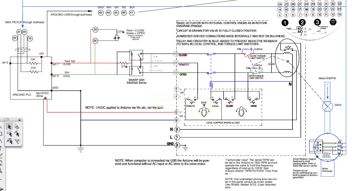 Excellent Rotork Wiring Diagram Photos Electrical Circuit Rotork Wiring Diagram PDF Limitorque Wiring Diagrams Rotork Mov Manual Pdf At IT-Energia.com