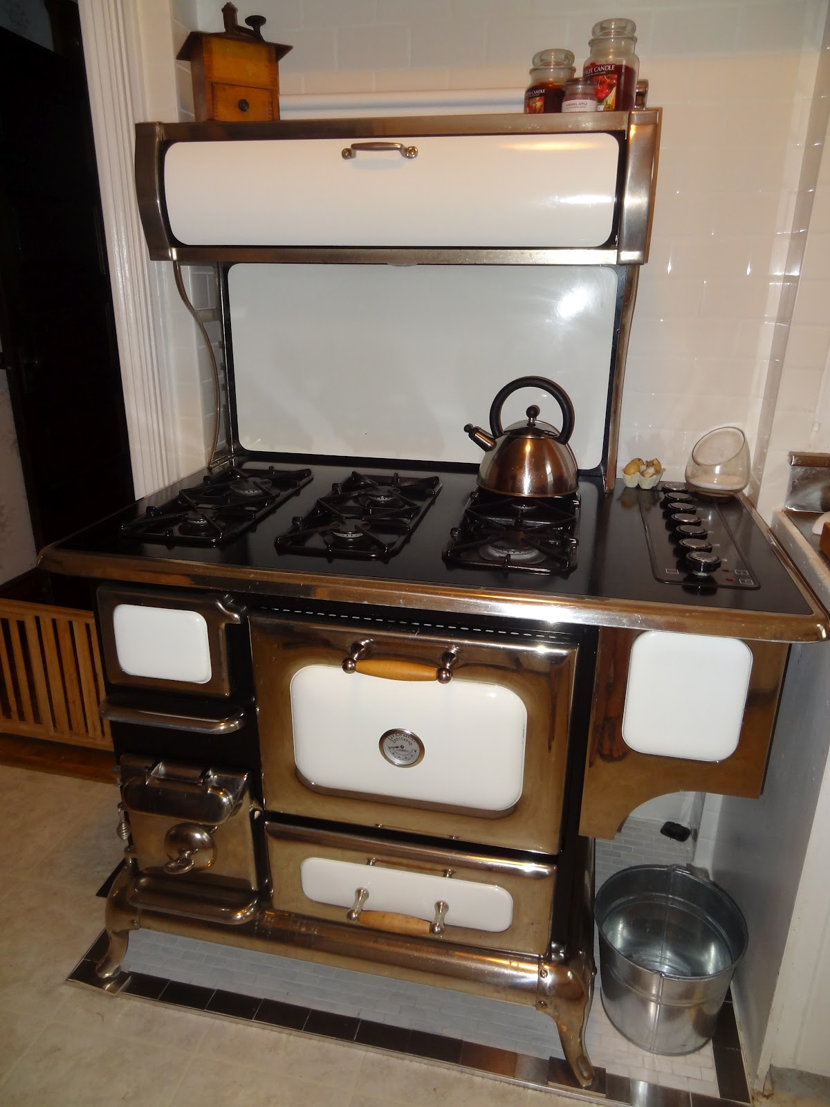 Power Home Solutions My Almost Famous Stove