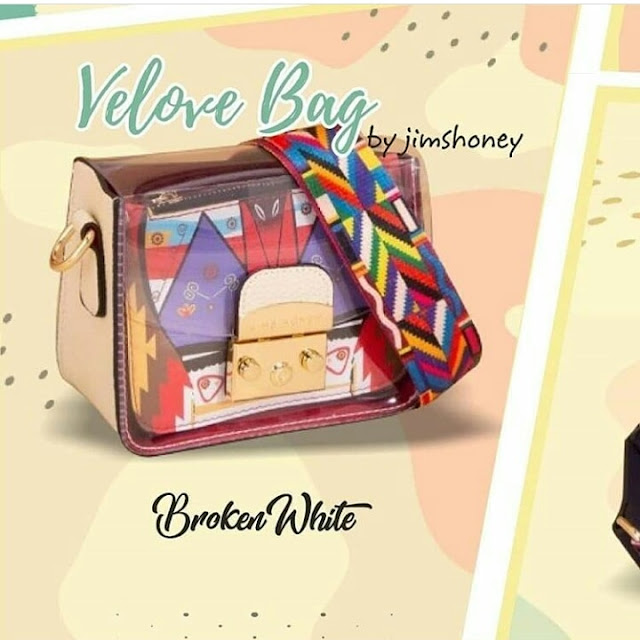 Jimshoney Velove Bag