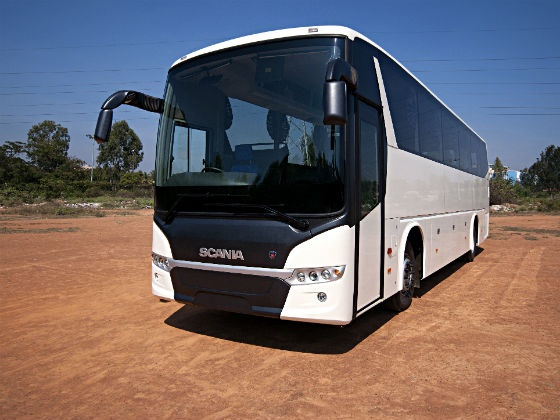 scania metrolink bus