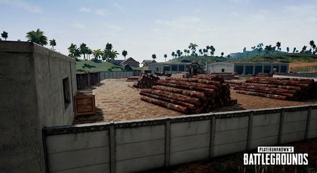 PUBG; Địa danh Hà Tĩnh của Việt Nam chính thức xuất hiện trong map mới Sanhok