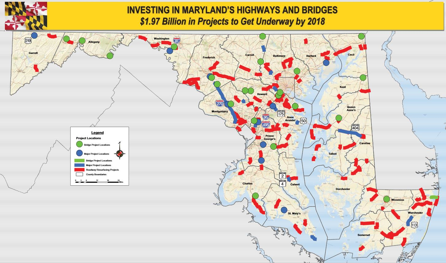 Maryland Drivers Alliance: 2015