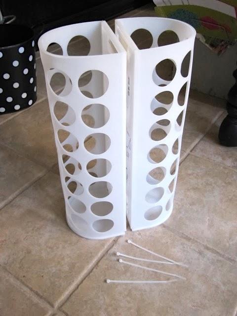 Sew Many Ways...: Organizing...Ideas For Ikea Plastic Bag ...