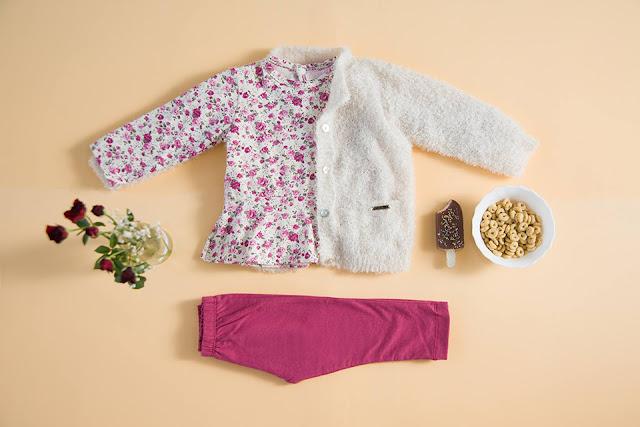 Moda invierno 2017 ropa de bebes moda.