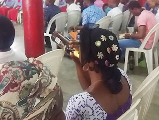 Inside Ogun church where Satan is a 'brother' & worshippers are served alcohol (Photo) 1