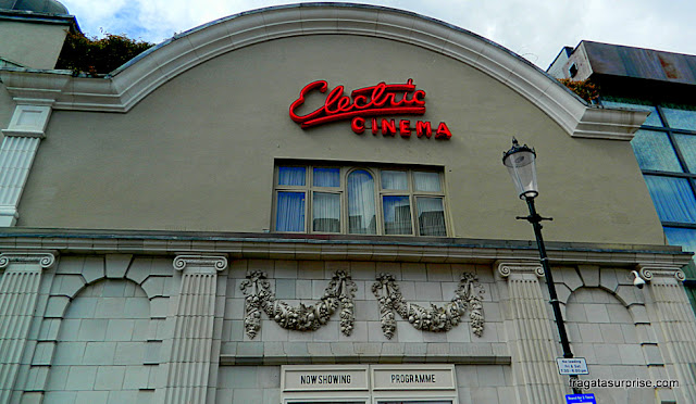 Electric Cinema, em Portobello Road, Londres