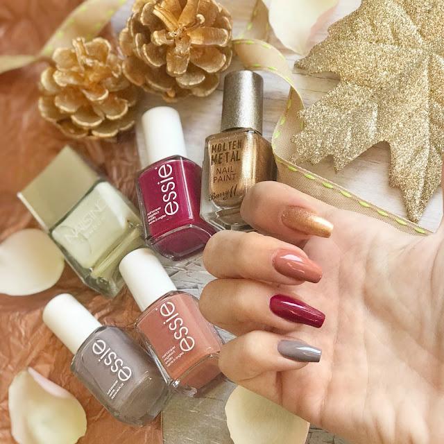 Autumn-nail-shades-2018-essie-nails-inc-barry-m
