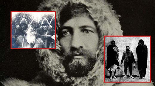 Los Gigantes de la Patagonia, la tribu Ona