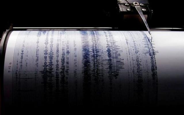 Ισχυρός σεισμός το πρωί των Χριστουγέννων σε Χίο και Λέσβο