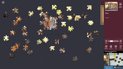 Microsoft jigsaw tigre juegos Windows 10 parte 3