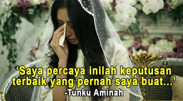 Tak Tahan DIHINA Sebab Tak Pakai Tudung, Tunku Aminah NEKAD Buat Tindakan Yg MENGEJUTKAN Seluruh Bangsa Johor !