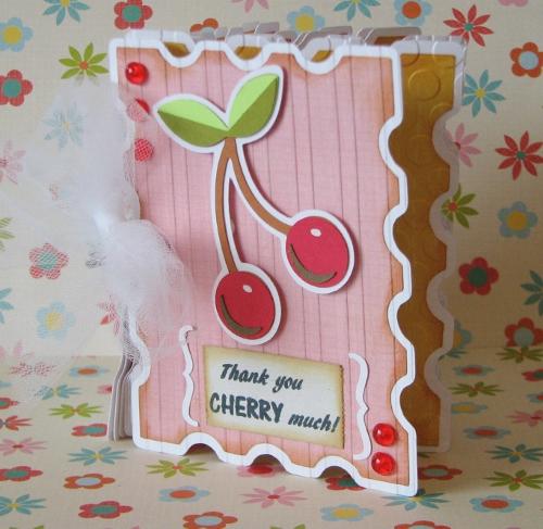 Pause Dream Enjoy: Thank You Cherry Much
