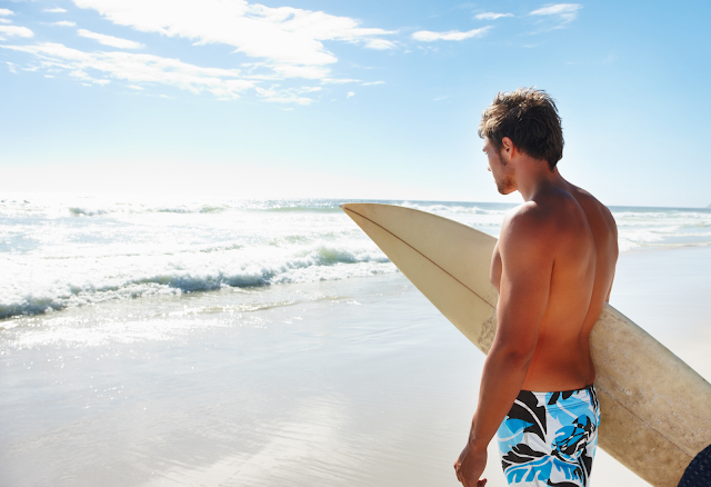 surfer nicaragua